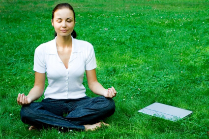 Only 25 minutes of mindfulness meditation alleviates stress